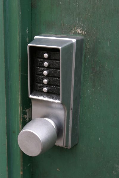 Secure Keypad